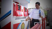 Bahan bakar B100 ini inovasi dari Badan Litbang Pertanian.