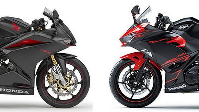 Berburu Motor Sport 250 Cc Pilih Honda Cbr250rr Atau Kawasaki Ninja