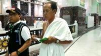 Jemaah haji Indonesia rawan terpisah dari rombongan. (Dok Tim Petugas Pertolongan Pertama pada Jamaah Haji (P3JH) Kementerian Agama)