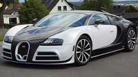 Bugatti Veyron Mansory Vivere (channel3000.com)