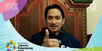 Indonesia Kembali Raih Emas, Tora Sudiro Ucapkan Selamat Pada Jafro Megawanto