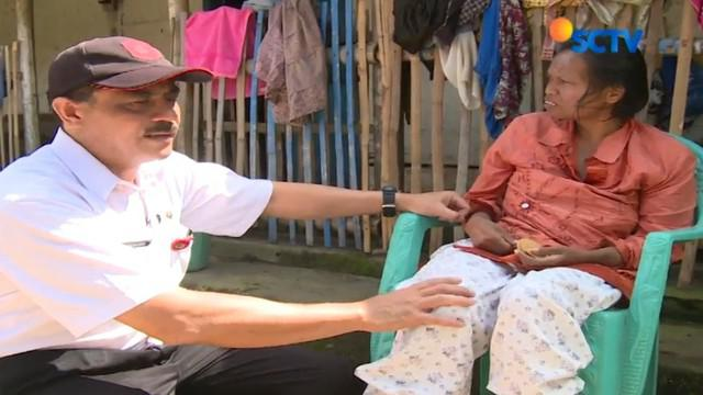 Soebagijono adalah pegawai negeri sipil yang sudah 27 tahun bertugas menjadi perawat kesehatan jiwa di puskesmas.