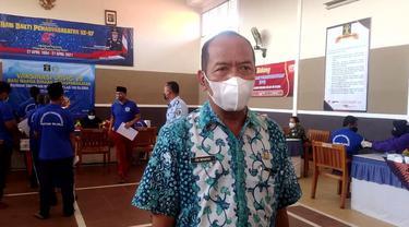 Plt Kepala Dinas Kesehatan Kabupaten Blora, Edi Widayat. (Liputan6.com/Ahmad Adirin)