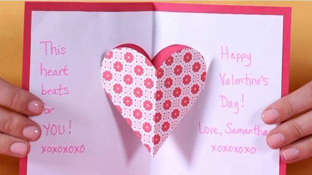 Cara Kreatif dan Murah Membuat Kartu Ucapan Valentine ...