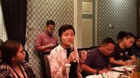 co-founder Grab Hooi Ling Tan (liputan6.com/Agustinus M.Damar)