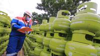 PT Pertamina melalui Marketing Operation Region VI menambah pasokan LPG 3 Kg di provinsi Kalimantan Barat  Dok Pertamina