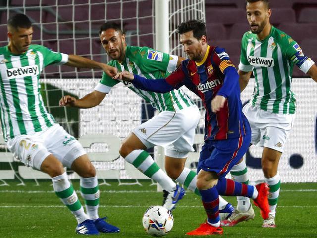 Barcelona Vs Betis Alasan Koeman Cadangkan Lionel Messi Bola Liputan6 Com