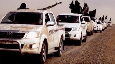 Pikapnya Banyak dipakai ISIS, Toyota Jadi Sasaran Interogasi AS