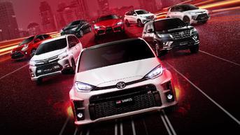 Rekam Jejak Toyota Gazoo Racing di Indonesia dan Dunia