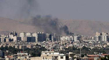 Ilustrasi Suriah. (AP)
