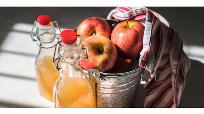 Cara Membuat Cuka Apel
