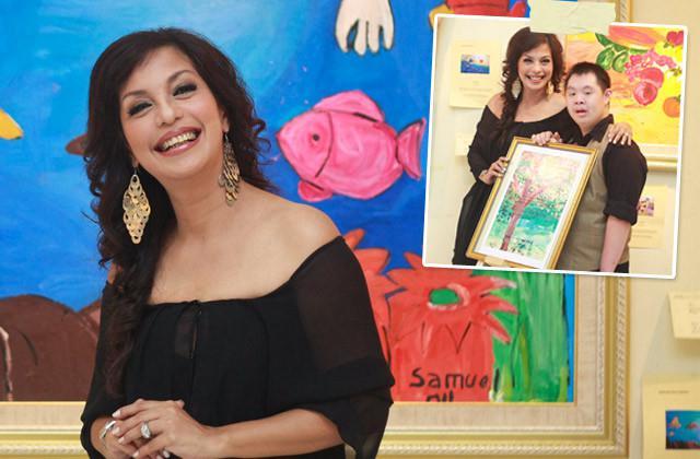 Soraya Haque ingin banyak membantu orang