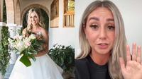 Viral Kisah Sedih Wanita Dicerai Sehari Setelah Nikah karena Mertua Cemburu (Sumber: The Sun)