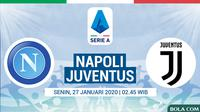 Serie A - Napoli Vs Juventus (Bola.com/Adreanus Titus)