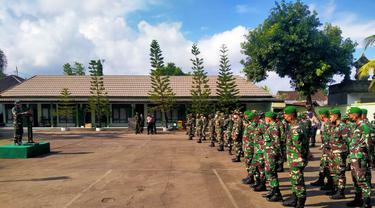 Intip Kesiapan TNI Jelang TMMD ke-111 di Karangasem Bali