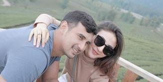 Ali Syakieb dan Margin Wieheerm (Instagram/alisyakieb)