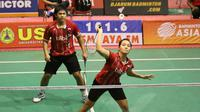 Indonesia merebut tiga gelar pada ajang Indonesia International Challenge 2016 di Semarang, Jawa Tengah, Minggu (6/11/2016). Sementara Malaysia mendapat jatah dua gelar. (PBSI)