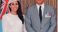 Meghan Markle bersama Pangeran Harry. (dok.Instagram @duchesussex/https://www.instagram.com/p/CNgu3TunxP7/Henry)