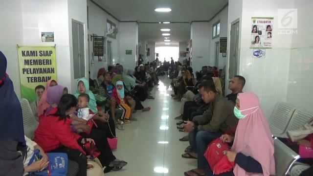 BPJS Kesehatan menunggak hutang sebesar Rp 24 miliar kepada RSUD Purwodadi, Grobogan, Jawa Tengah.