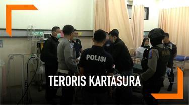 Densus 88 masih memeriksa dan mengisolasi RA pelaku bom bunuh diri Pospol Kartasura. RA diduga terpapar faham radikalisme dari kelompok ISIS.