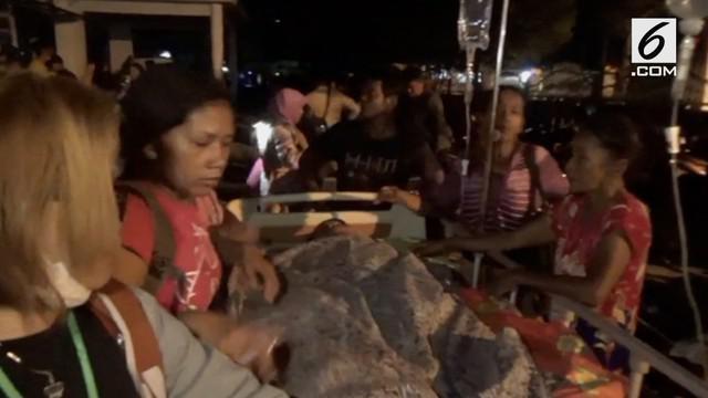 BNPB menyebutkan 384 orang tewas akibat gempa dan tsunami yang terjadi di Palu Sulawesi Tengah. Proses Evakuasi masih dilakukan oleh BNPB dan Tim SAR gabungan untuk mencari Korban Gempa