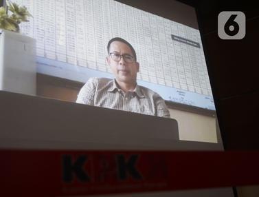 FOTO: Tubagus Chaeri Wardana Jalani Sidang Tuntutan Kasus Korupsi
