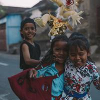 Ilustrasi anak Indonesia (Photo by Tbel Abuseridze on Unsplash)