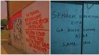 Tulisan Lucu di Tembok Ini Nyeleneh dan Kocak Abis (sumber:Twitter/@Degollatoz2)
