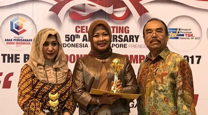 BPJS Ketenagakerjaan Terima Penghargaan Perusahaan Asuransi Terbaik Di Indonesia 2017