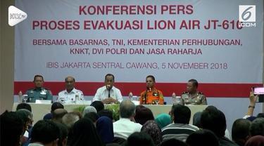Basarnas memastikan akan memberikan fasilitas kepada keluarga korban jika ingin pergi ke lokasi jatuhnya pesawat Lion Air JT 610.