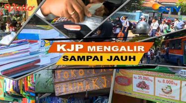 Kartu Jakarta Pintar (KJP) yang dipopulerkan mantan gubernur DKI Jakarta Joko Widodo hingga kini masih menjadi program strategis.