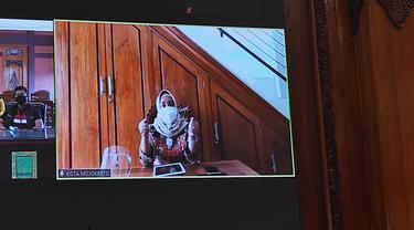 Wali Kota Mojokerto Ita Puspitasari atau Ning Ita. (Yusron Fahmi/Liputan6.com)