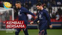 Berita video spotlight kali ini membahas tentang enpat pasang pemain yang bereuni di musim 2021/2022.