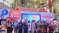 Mengulang sukses tahun lalu, Panorama JTB Tours kembali mempersembahkan acara travel fair andalannya The World of Holidays.