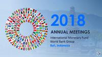 Simbol Pertemuan IMF-World Bank Group 2018 di Bali. Dok: Istimewa