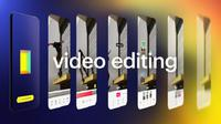 Aplikasi Story Studio yang baru saja diperkenalkan Snap. (Foto: Snap)