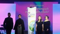 Merayakan 30 tahun hadir di Indonesia, Clear sebagai sampo pilihan memperkenalkan inovasi terbaru untuk perlindungan terhadap ketombe