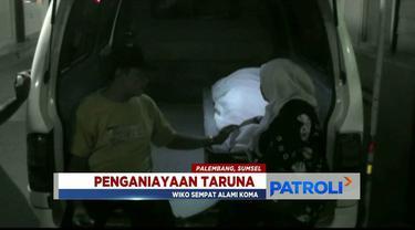 Wiko Jeryanda, siswa SMA Taruna Indonesia Palembang meninggal dunia karena alami kekerasan saat masa orientasi sekolah.