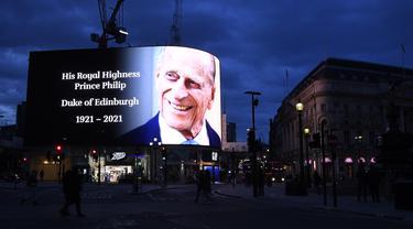Suami Ratu Elizabeth II, Pangeran Philip dalam Kenangan