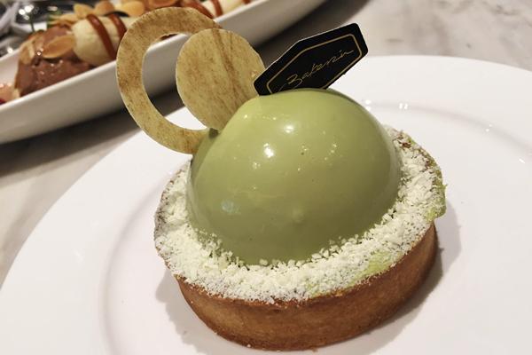Matcha & Redbean cake/ copyright by Vemale.com