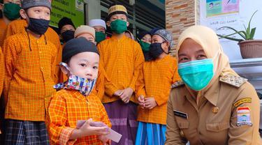 Cara Wawako Palembang Blusukan ke Rumah Warga di Tengah Wabah Covid-19
