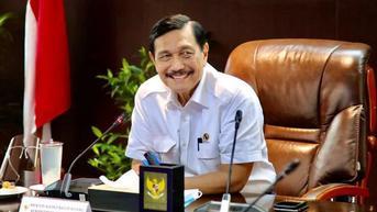 6 Pernyataan Menko Luhut soal Perkembangan Terkini Kasus Covid-19 Indonesia