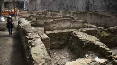 Temuan Barak Prajurit Romawi dari Abad ke 2 Masehi