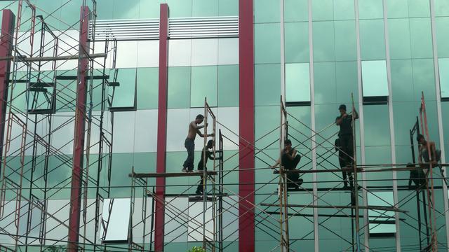 Kisah 4 Bangunan Megah Telantar Di Kuantan Singingi Regional