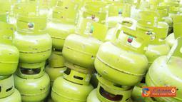 Citizen6, Lombok: LPG yang masih menumpuk di kantor camat Bayan akibat warga masih ketakutan untuk mempergunakan LPG. (Pengirim: Ari Primadona)