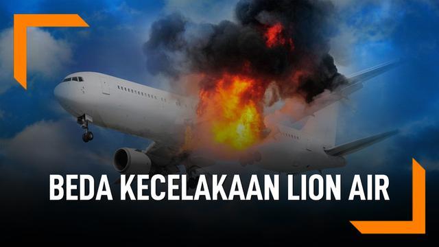Penjelasan Bedanya Kecelakaan Lion Air dengan Ethiopian Airlines