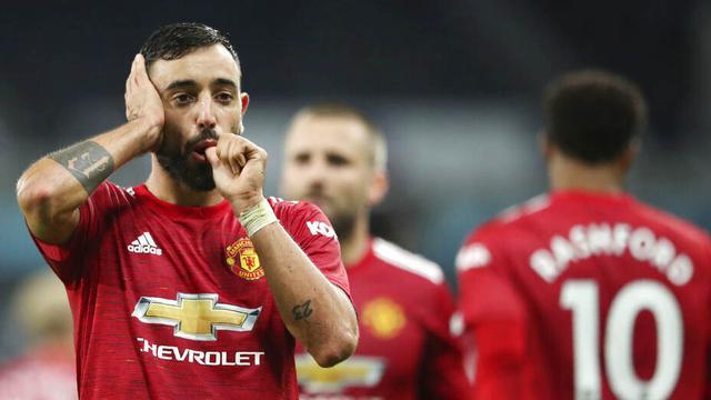 Manchester United Buat Kejutan di Kandang Newcastle United