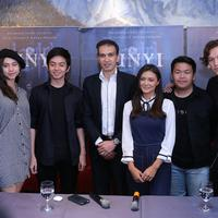 Preskon film Sunyi (Daniel Kampua/Fimela.com)