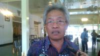 Kepala Badan Geologi ESDM Surono. (Liputan6.com/Fathi Mahmud)