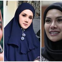 Kartika Putri, Mulan Jameela, dan Nikita Mirzani (Bintang Pictures)